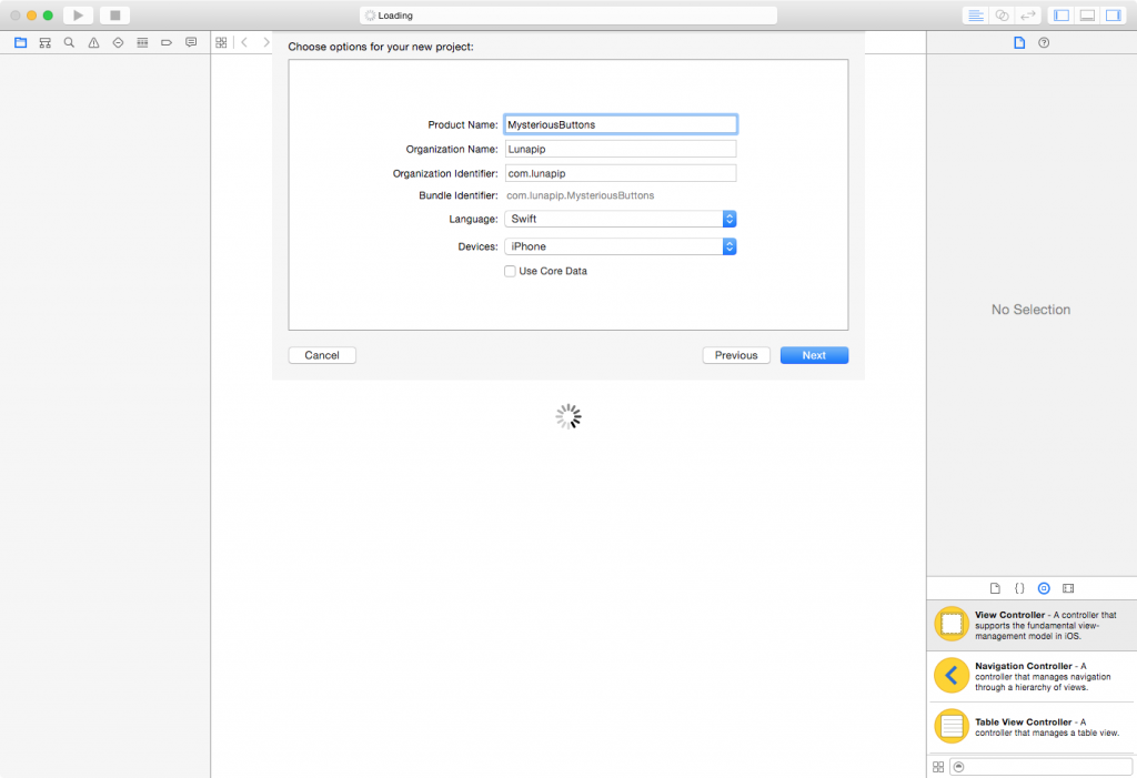 Subclassing UIButton in Swift Tutorial