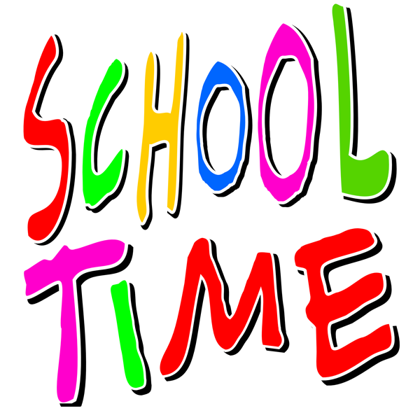 Logo for School Time with Heston iOS app for kids.