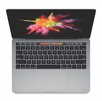 MacBook Pro 2016 with Touch Bar.