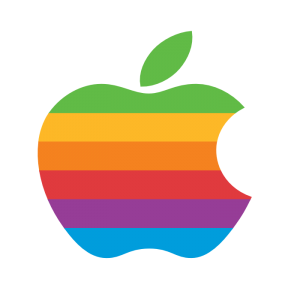 Apple could bring back its rainbow logo.